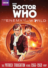 Doctor Who: Enemy of the World (DVD, 2013, Canadian)