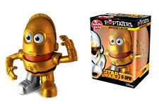 DISNEY STAR WARS C-3PO  MR POTATO HEAD POP TATERS BRAND NEW
