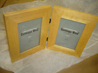 "4"" X 6"" PHOTO FRAME DOUBLE SIDE"