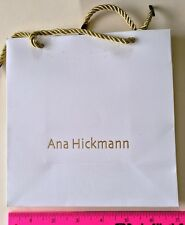 Ana Hickmann Paper Gift Bag w Free Shipping