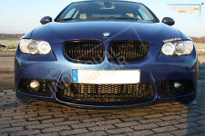 Bmw 3er e90 e91 e92 e93-air scoops negro -
