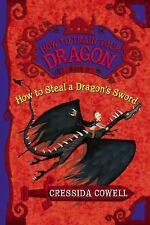 How to Train Your Dragon: How to Steal a Dragon's Sword, Cowell, Cressida