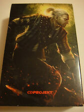 DECK of Piatnik CARDS from THE WITCHER 2: ASSASSINS OF KINGS COLLECTOR'S EDITION