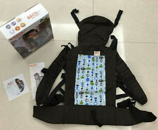BECO Butterfly 2 Baby Newborn Infant Carrier Organic Cotton Slings BLUE