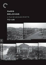 Paris Belongs to Us (The Criterion Collection), New DVDs