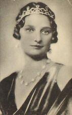 BELGIQUE FORMAT CARTE POSTALE ASTRID REINE DECEDEE EN 1935