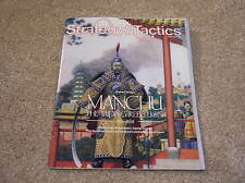 3W Strategy & Tactics #116 with wargame Manchu: The Taiping Rebellion 1852-1868