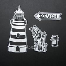 For Tower Metal Cutting Die Stencil Handmade Scarpbooking Album Decor Template