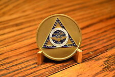 US Navy Naval Air Station Jacksonville, Florida Challenge Coin