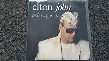 Elton John - Whispers/ & Adamski - Medicine man 7'' Single