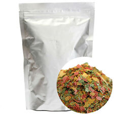Tropical Fish Flakes Food 1/4-lb 110g AF BULK Tank Aquarium Tropical Fish Food