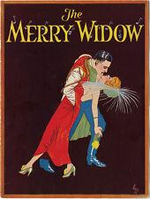 The Merry Widow - 1925 - Erich von Stroheim John Gilbert Murray Silent Film DVD