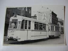 GER1003 - HALLE CITY TRAMWAYS - TRAM No340 PHOTO Germany Deutsch Straßenbahn