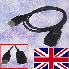 USB Data Cable Charger Lead for Samsung YP-P3 YP-S5 YP-S3 YP-T08 YP-Q1 YP-T9J