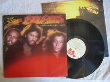 "BEE GEES SPIRITS HAVING FLOWN VINYL LP 12"" RECORD GATEFOLD"