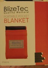 BlizeTec Pocket Blanket: Multipurpose Portable Beach, Picnic, Outdoor and Trave