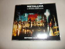Cd   Metallica With  Michael Kamen Nothing else matters