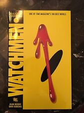 Watchmen by Alan Moore & Dave Gibbons