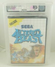 Sega Master System SMS - Altered Beast - New Factory Sealed VGA Silver NM+ 85