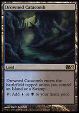 *MRM* FR Catacombes Noyees / Drowned Catacomb MTG Magic 2010-2015