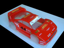 1/8 Ferrari F40 body 1.5mm Ofna Hyper GTP2E Serpent Cobra Traxxas Slash 0100/1.5