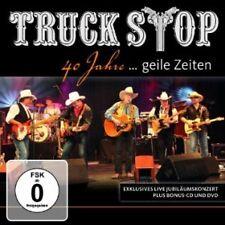 TRUCK STOP - 40 JAHRE...GEILE ZEITEN 2CD+DVD NEU