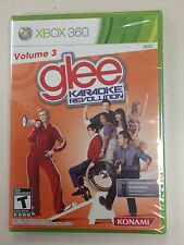 Karaoke Revolution Glee - Volume 3  (GAME ONLY) Xbox 360 BRAND NEW AND SEALED!