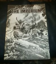 Warhammer 40000  EPIC 40K Armies of the Imperium SPACE MARINES  IMPERIAL GUARD