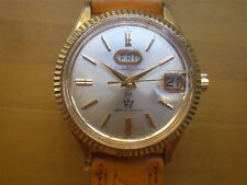 vintage JAPAN CITIZEN 7 Auto dater 19 Jewels automatic Men's Watch