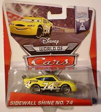 CARS - SIDEWALL SHINE - Mattel Disney Pixar