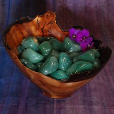 1 GREEN AVENTURINE Tumbled Stone - Consciously Sourced Healing Crystals