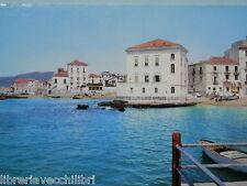 Vecchia Cartolina SANTA MARIA DI CASTELLABATE Scalo Marittimo 1967 Salerno foto