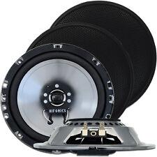 Hifonics 62cx Coax Lautsprecher für Fiat Multipla