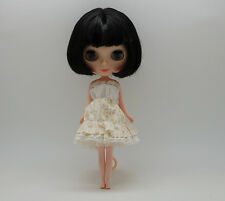 "Takara 12"" Neo Blythe Short Hair Nude Doll from Factory TBY25"