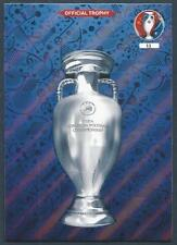 PANINI EURO 2016 ADRENALYN XL CARD- #011-OFFICIAL TROPHY