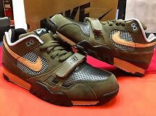 New NIKE AIR TRAINER 2 SB 318480-321 SIZE 12 QUICKSTRIKE SUPREME PROD URBAN HAZE