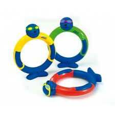034618 SPORTS DEAL Zoggs Zoggy Swimming Dive Rings Pool Game