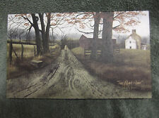 Road Home Barn Canvas Home Decor Billy Jacobs Farm House Country