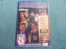 2013/14 - Bootle V Everton-Liverpool Senior Cup Semi final
