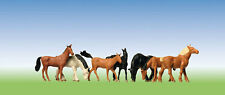 faller 154005 Cold-blooded horses 1:87 H0