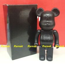 Medicom Be@rbrick 2010 Xmas Juice Clot 400% Silk Black Bearbrick 1pc