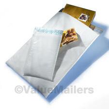 50 Combo Poly Bubble Mailers 5 Sizes #1,#2,#3,#4,#5