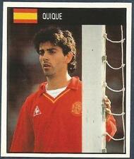 ORBIS 1990 WORLD CUP COLLECTION-#149-SPAIN-QUIQUE