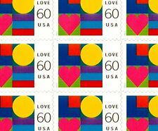 2002 - LOVE - #3658 Full Mint -MNH- Sheet of 20 Postage Stamps