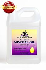 MINERAL OIL 350 VISCOSITY NF HIGH QUALITY USP GRADE LUBRICANT 100% PURE 7 LB