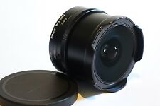 Sony E mount fit Digital King (Dörr) 12mm 1:7.4 fish eye lens, fits NEX camera