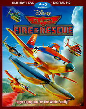 Planes Fire and Rescue (2-Disc Blu-ray Combo Pack), DVD, Stacy Keach, Teri Hatch