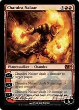CHANDRA NALAAR M10 Magic 2010 MTG Red Planeswalker MYTHIC RARE