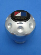 AMC JEEP LOGO ALUMINUM GEAR SHIFT KNOB #263