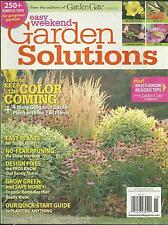 Garden Solutions magazine special Plans Pruning Design fixes Quick guide Pruning